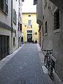 Vicolo Benassuti (^) - Trento, Italia - 30 Aprile 2012 - panoramio.jpg
