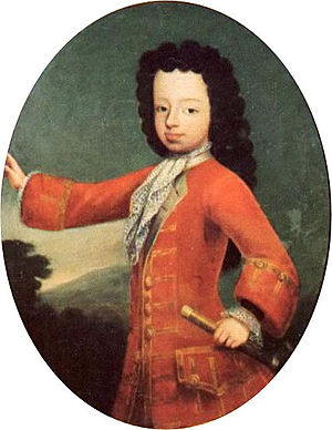 Victor Amadeus, Prince of Piedmont - Image: Victor Amadeus of Savoy, Prince of Piedmont (1699 1715)