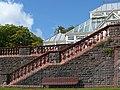 Victorian Stonework, Belle Vue Park, Newport-geograph-2064860.jpg