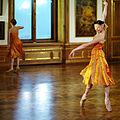 Vienna State Ballet dancer Irina Tsymbal - Belvedere, Vienna - 1 January 2012.jpg