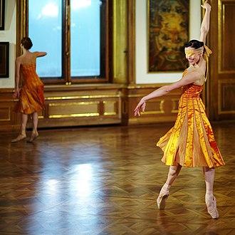 Freuet Euch des Lebens - Ballet scene. (2012)