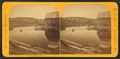 View from Creek Bridge, Sheldon, Vt, by Styles, A. F. (Adin French), 1832-1910.png