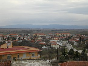 View over houses of Feres, Evros.JPG