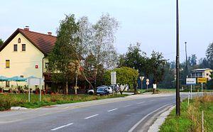 Vikrče - Image: Vikrce Slovenia