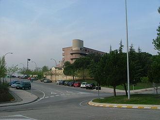 Bellaterra - UAB campus in Bellaterra.