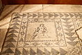 Villa Armira - Central Floor Mosaic in the National Historic Museum Sofia PD 2012 57.JPG