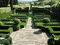 Villa i tatti, giardino all'italiana 05.JPG