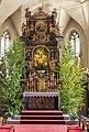 Villach Maria Gail Wallfahrtskirche Zu Unserer Lieben Frau barocker Hochaltar 17062020 9196.jpg