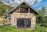 Villach Oberfederaun Federauner Sattel Garage museale Ziegelsammlung 10052017 8359.jpg