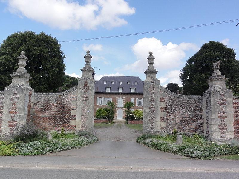 Villers-Saint-Christophe (Aisne) château