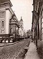 Vilnia, Vastrabramskaja. Вільня. Вастрабрамская (T. Chodźka, 1903).jpg