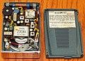 Vintage Motorola Transistor Radio (Inside View), Model X15A, AM Band, 6 Transistors, Made In USA, Circa 1960 (48554163741).jpg