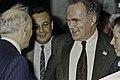 Visite de Mr Curien au SIA 1991-14-cliche Jean Weber.jpg