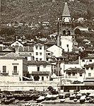 Vista da antiga Alfândega e sé do Funchal, 1905.jpg