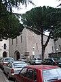 Viterbo - Chiesa di San Francesco alla Rocca 1.JPG