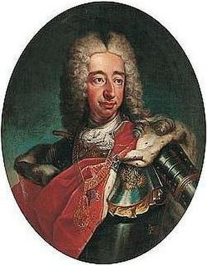 Rivoli, Piedmont - Victor Amadeus II of Sardinia