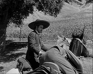 Viva Zapata! - Marlon Brando screenshot as Zapata