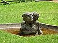 Vodní hrad Blatná , park 01.jpg