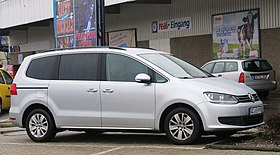 volkswagen sharan wikipedia. Black Bedroom Furniture Sets. Home Design Ideas
