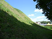 Volodymyr-Volynskyi Volynska-earthworks of the castle-1.jpg