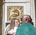 Volterrano, fasti medicei 09 Cosimo I associa al governo il figlio Francesco, 1637-46, 05 pal vecchio.JPG