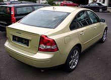 Volvo V >> Volvo S40 - Wikipedia