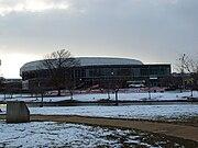 Von Braun Center Arena Dec10
