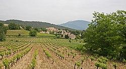 Vue sur Saint-Marcellin-lès-Vaison by JM Rosier.JPG