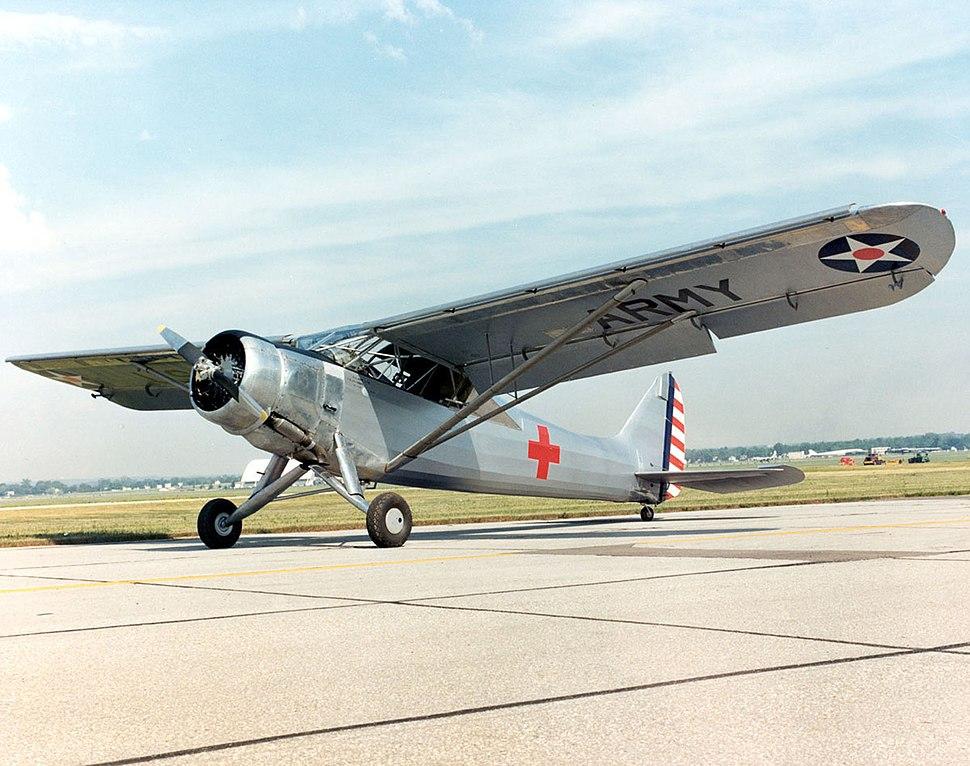 Vultee L-1A Vigilant USAF
