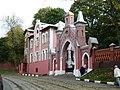 Vvedenskoe cemetery. Gospitalny entrance 1.JPG