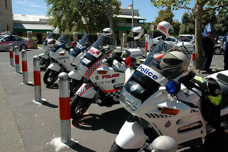 Image:WAPOL Motorbikes.jpg