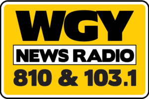 WGY (AM) - Image: WGY News Radio logo