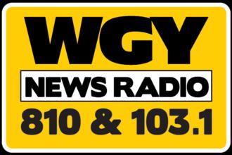 WGY (AM) - Image: WGY News Radio logo