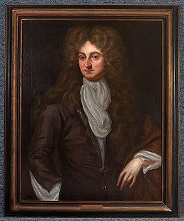 William Randolph American politician (born 1650)