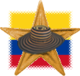 The WikiProject Colombia Barnstar