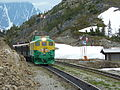 WPY Train passing border 2011.jpg