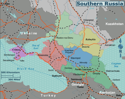 southern russia � travel guide at wikivoyage