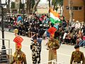 WagahBorderPostintheIndoPakistaninternationalbordercrossing 17.jpg