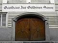 Waidhofen an der Ybbs - Weyrerstraße 22 - ehem Gasthaus zur Goldenen Sonne.jpg