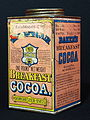 Walter Baker & Cos, Breakfast cocoa,one pound net weight, foto9.JPG