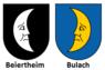 Wappen Beiertheim und Wappen Bulach (und text).png