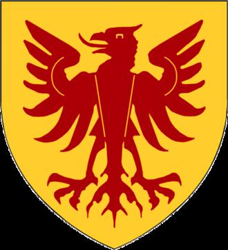 Zell am Harmersbach - Image: Wappen Zaehringer