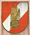 Wappen am Zeughaus FF Markt-Piesting DSC 1994w.jpg