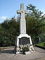 War Memorial, Gatehouse of Fleet - geograph.org.uk - 973073.jpg