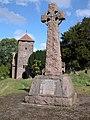 War Memorial at Llangattock-Vibon-Avel - geograph.org.uk - 247096.jpg