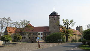 Kapellendorf moated castle