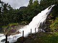 Waterfall beside Vinje Camping - 2013.08 - panoramio.jpg