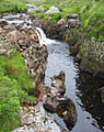 Waterfall on the Owengin - geograph.org.uk - 200342.jpg