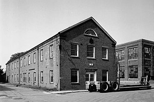 Watertown Arsenal - Image: Watertown Arsenal, building 71 (Watertown, MA)