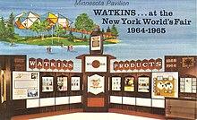 Watkins Incorporated - Wikipedia